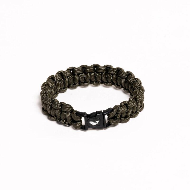 Paracord Bracelet – Olive