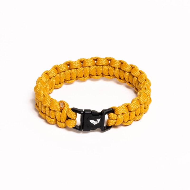 Paracord Bracelet – Marigold