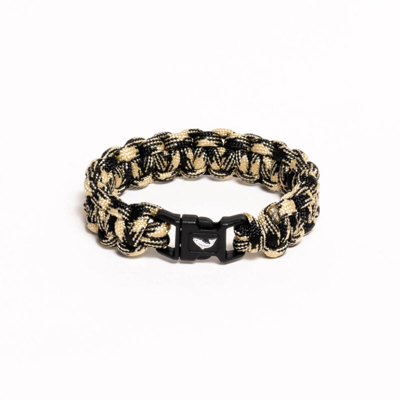 Paracord Bracelet – Knight Camo