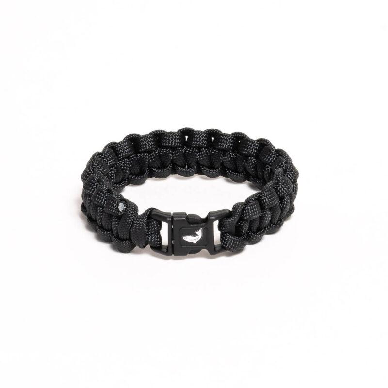 Paracord Bracelet – Black