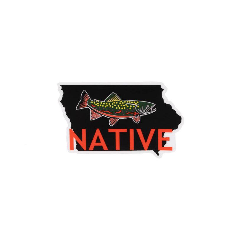 Native Sticker