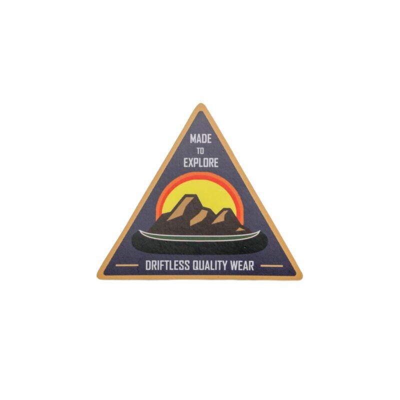 Voyageur Sticker