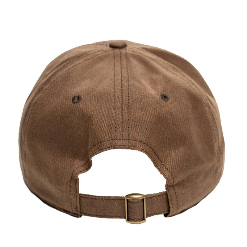 Coulee Strapback – Brown