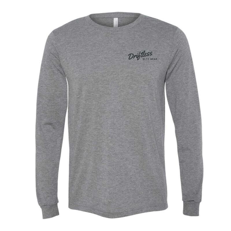 Pathfinder Long Sleeve Tee – Gray