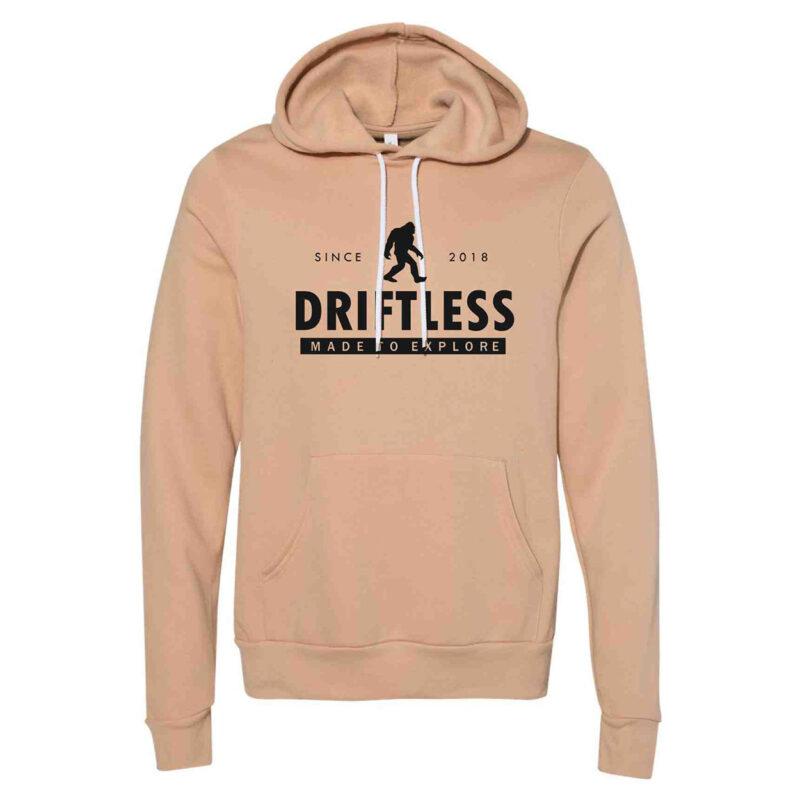 Driftless Hoodie – Sand Dune