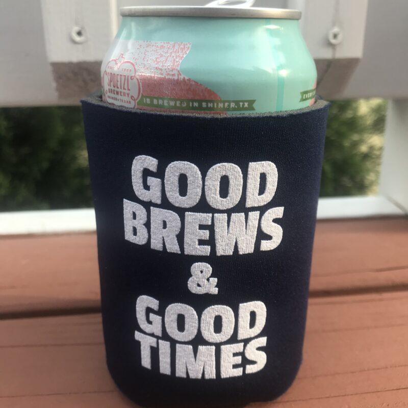 Good Brews Koozie